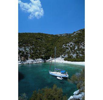 Khondri Ammos-Bukten (Trikeri) - Hellas