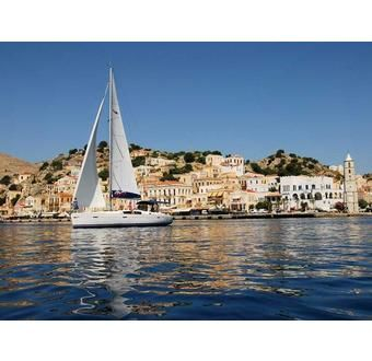 Symi Øy - Hellas