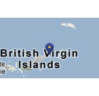 Øya Marina Cay - Karibien
