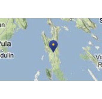 Cres Øy - Kroatia