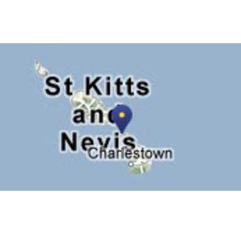 White House Bay (St. Kitts) - Karibien