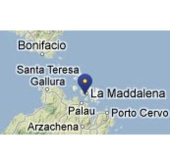 Maddalena Øy - Italia