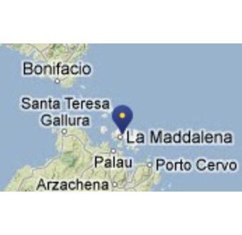Maddalena Nasjonalpark og Marinreservat - Italia