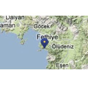 Ankerpladsen Bestas Limani (Cold Water Bay) - Tyrkia