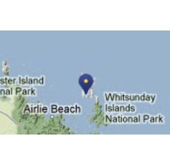 Nara Inlet på Hook Island - Australia