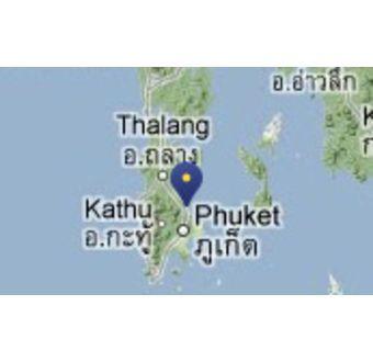 Koh Hong øerne - Phuket