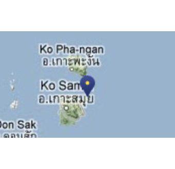 Chong Mon Beach, Koh Samui - Koh Samui