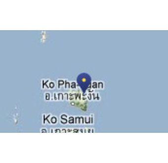 Ao Thong Nai Pan, Koh Phangan  - Koh Samui