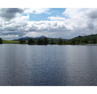 Loch Oich - Skottland