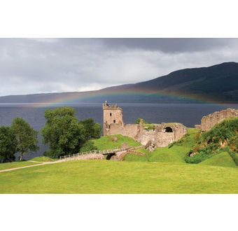 Urquhart Castle - Skottland