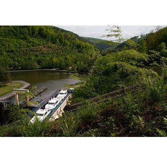 Båtheisen i Arzviller
