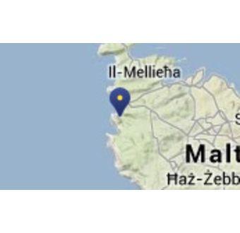 Gnejna Bukten - Malta