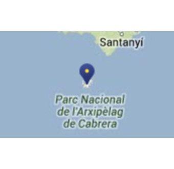 Naturbevaringsområdet Cabrera Øygruppen - Mallorca