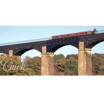 Pontcysyllte Aqueduct - Mitt England & Wales