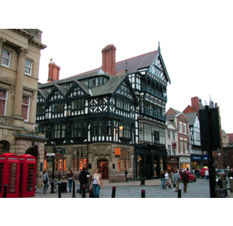 Chester - Midt England & Wales