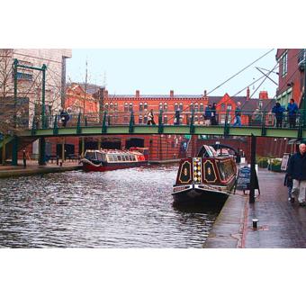 Birmingham - Mitt England & Wales
