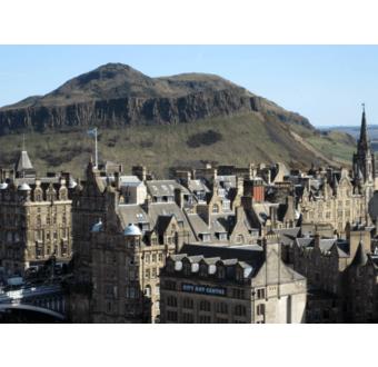 Edinburgh - Skottland