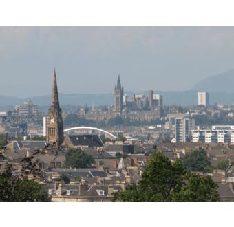 Glasgow - Skottland