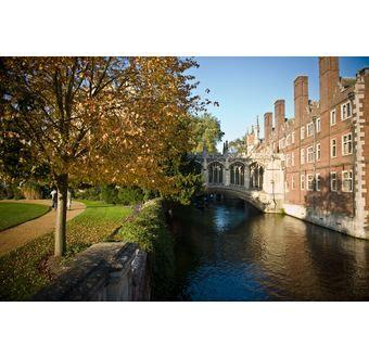 Bilder fra området - Cambridge
