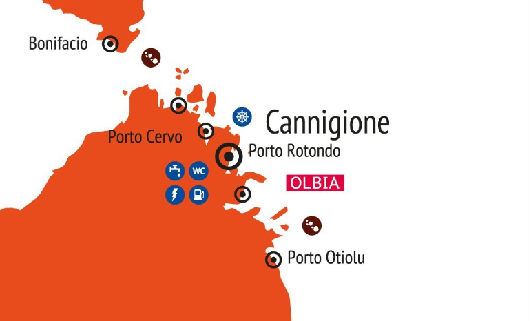 Cannigione (Sailing Sicily)