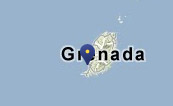 St. George´s Bay og byen St. George´s (Grenada)