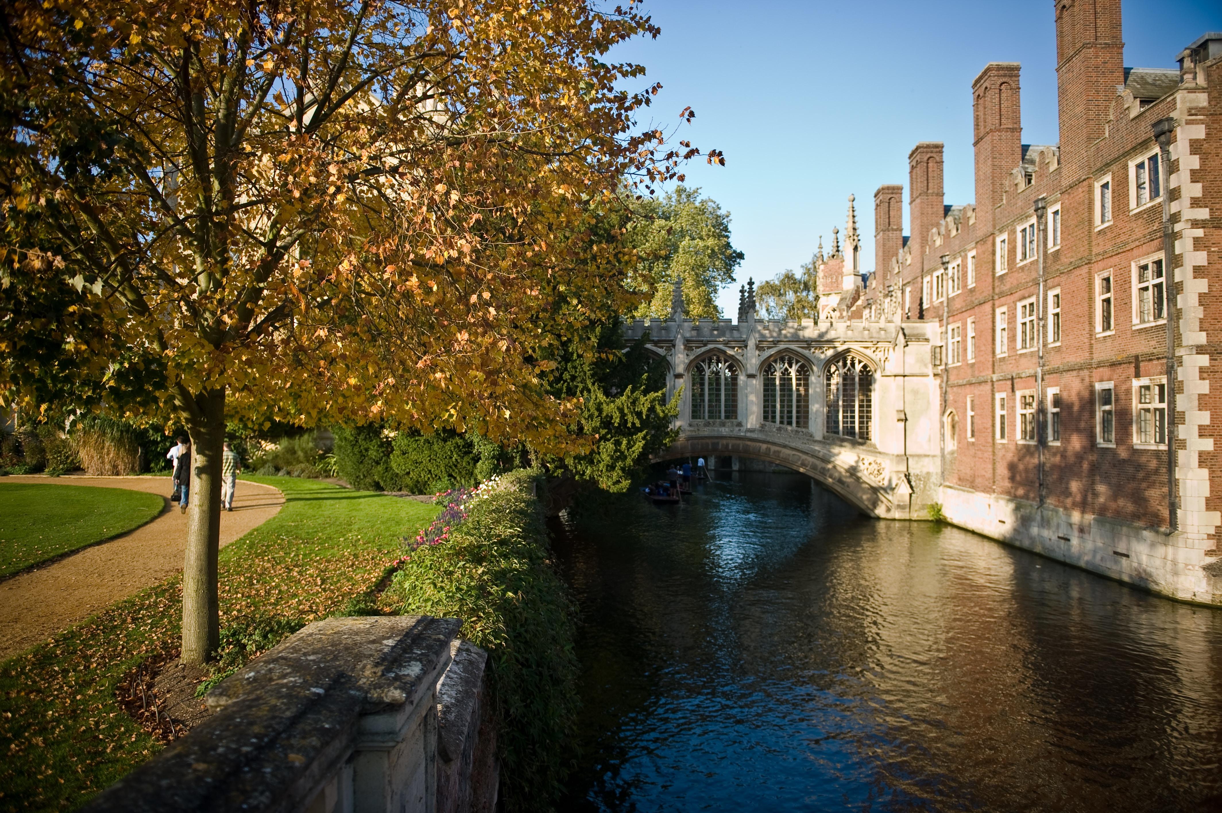 Billeder fra området - Cambridge