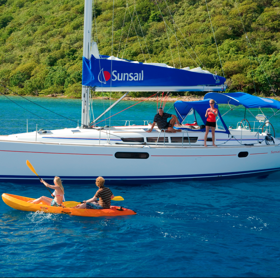 St Georges, Grenada (Sunsail)