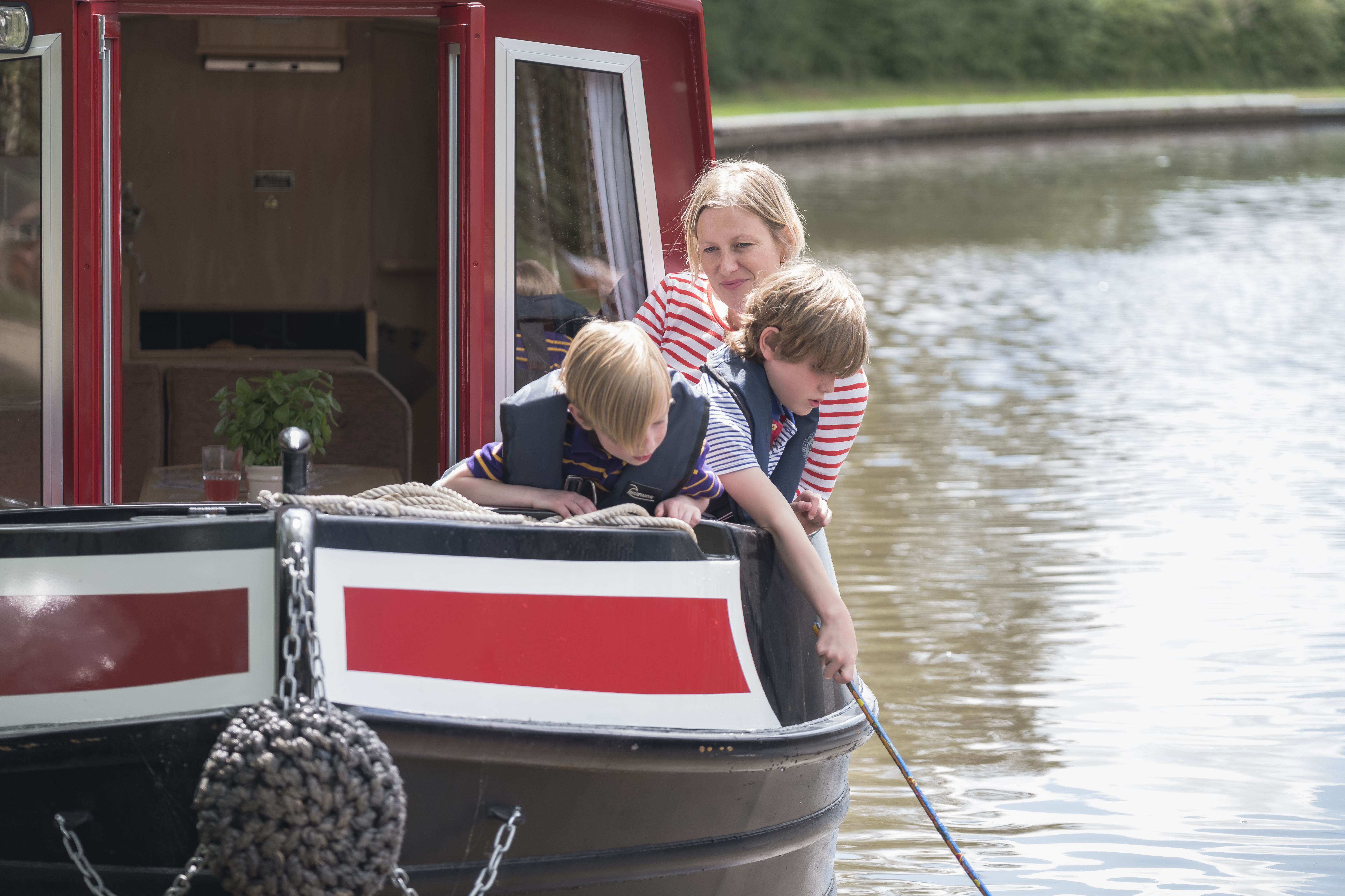Whitchurch (ABC Boat Hire)