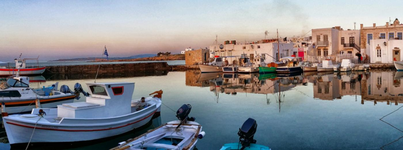 Paros (Fyly Yachting)