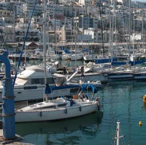 Athen - Alimos Marina (Dream Yacht Charter)