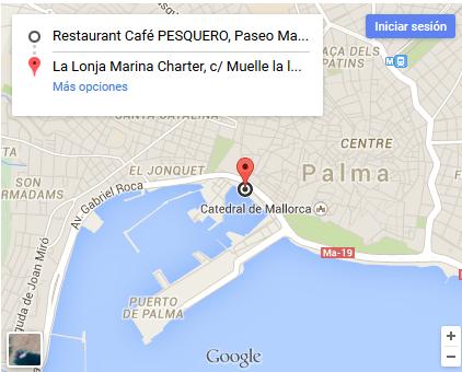 Palma de Mallorca (ECC Yacht Charter)