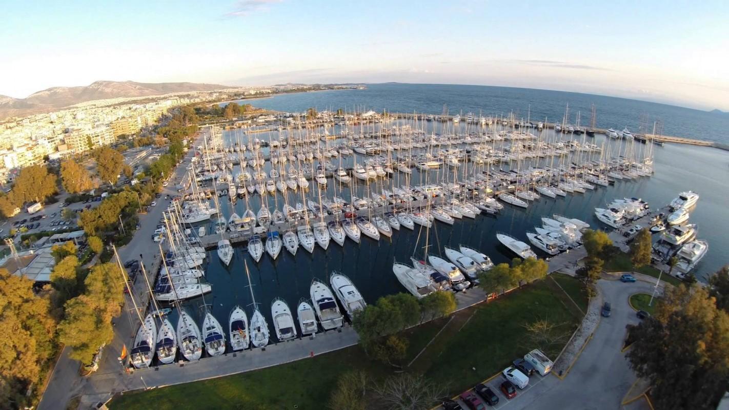 Athen - Alimos Marina (Hermes Yachting)