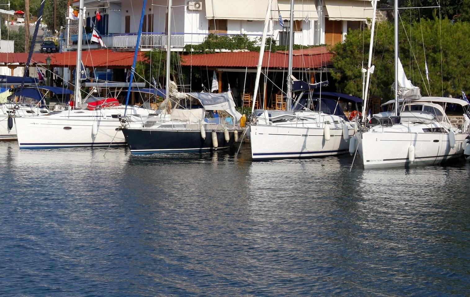 Athen - Alimos Marina (JF Yachts)