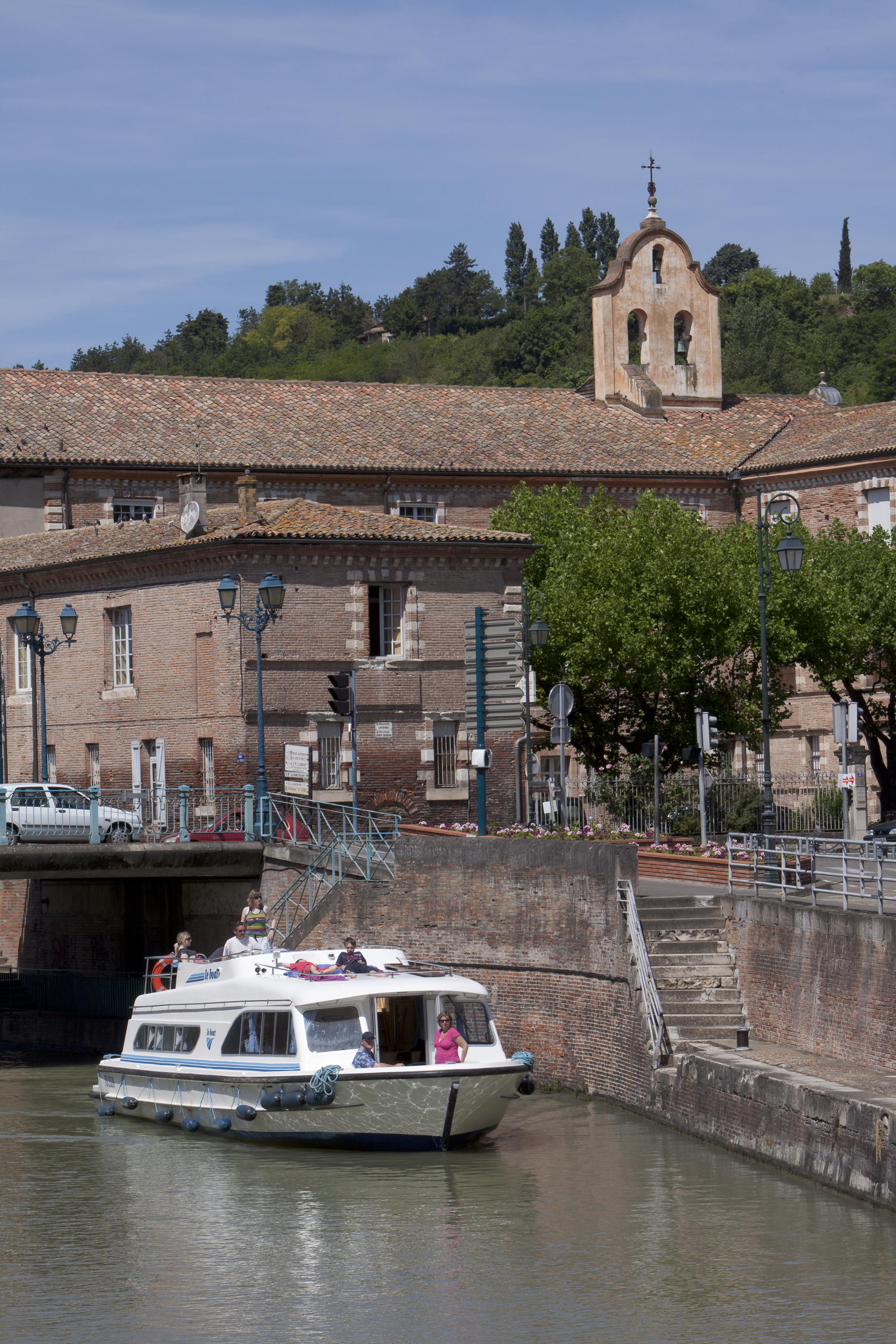 Le Mas-d Agenais (Le Boat)