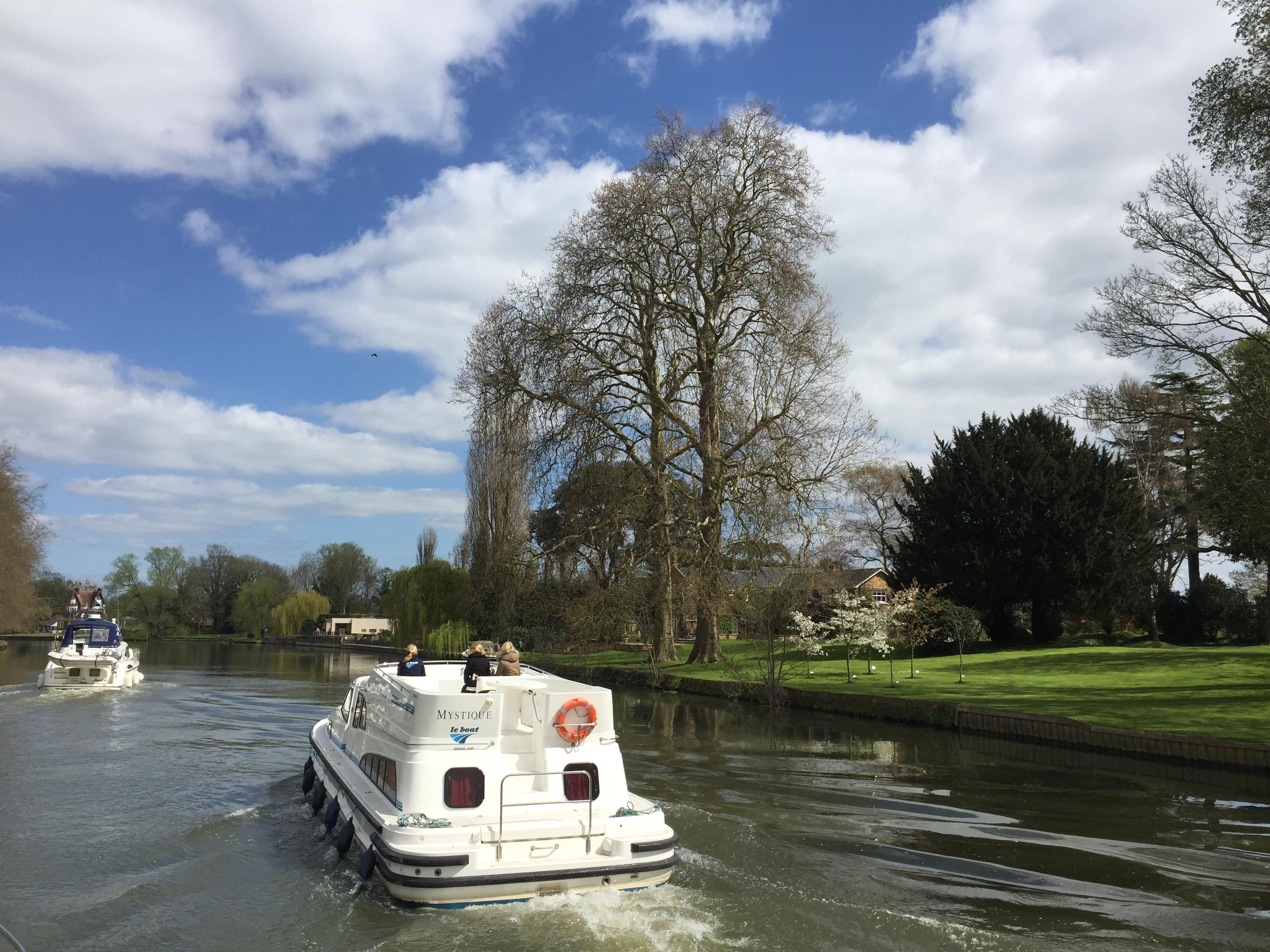 Benson (Le Boat)