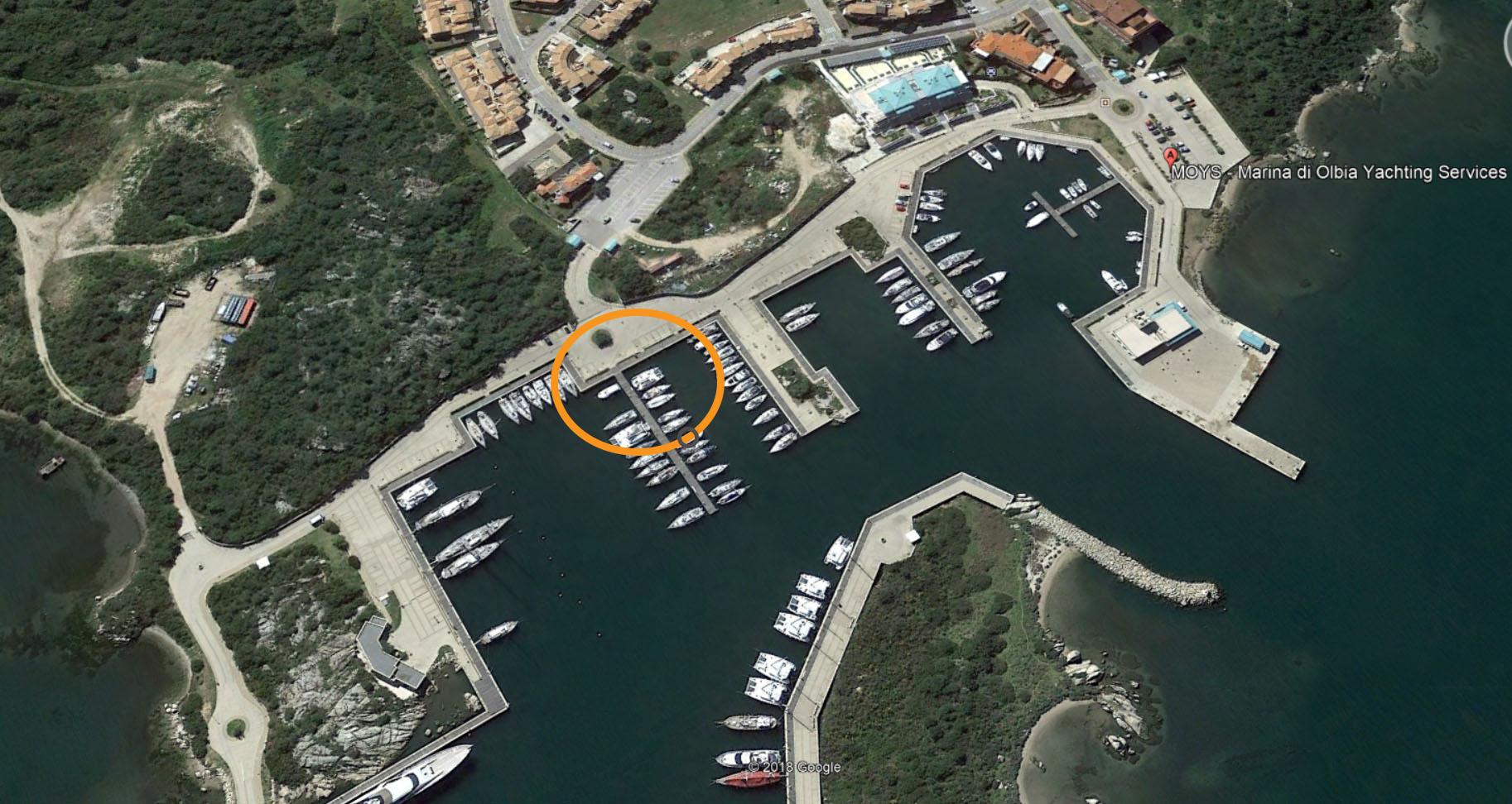 Marina di Olbia (Aladar Sail)