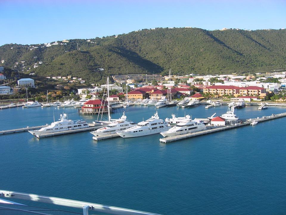 St. Thomas, Compass Point Marina (Dream Yacht Charter)