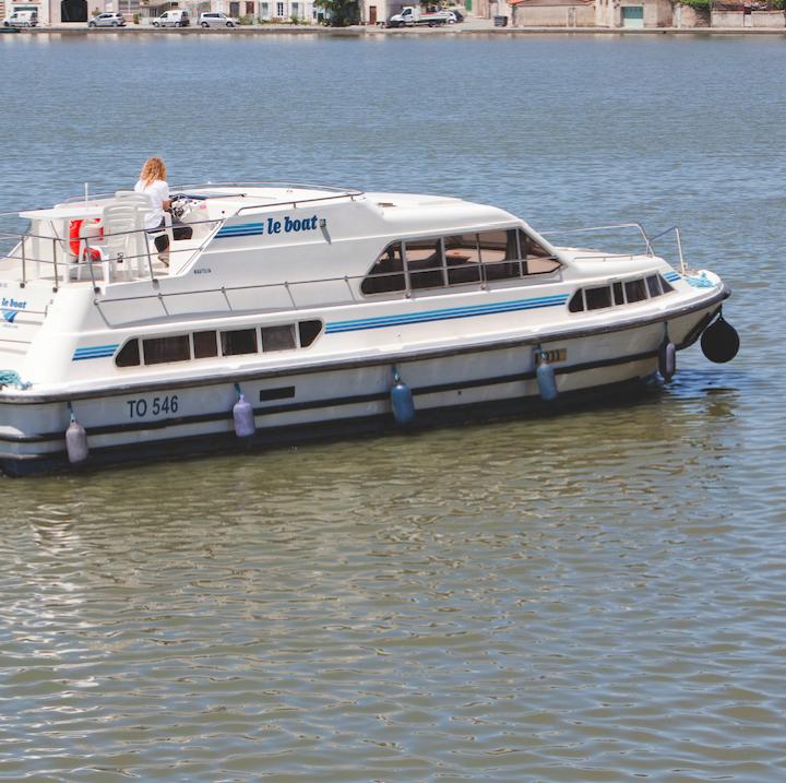 Branges (Le Boat)